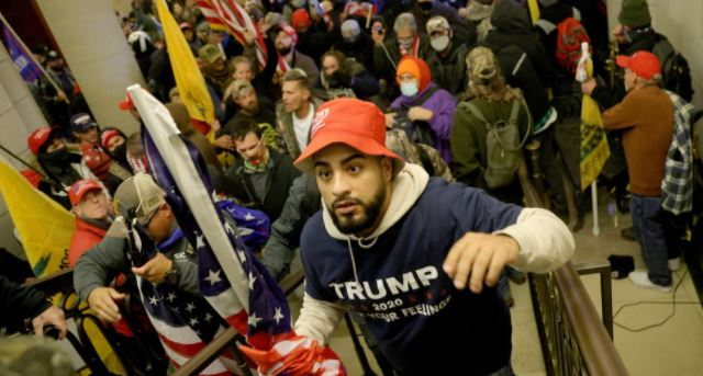 Trump appointee arrested after getting busted for participating in Capitol insurrection