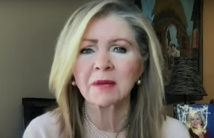 Marsha Blackburn gets a reality check after hypocritically whining about COVID relief package