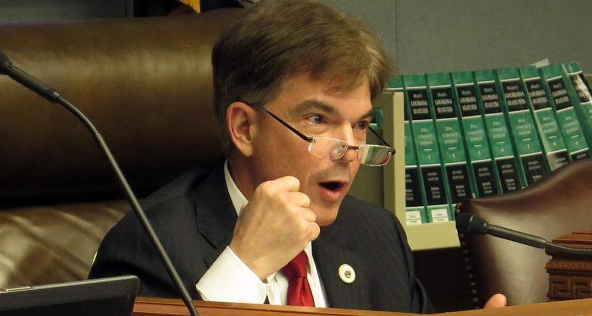 Louisiana Republican says he believes schools should teach students the 'good' side of slavery