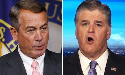 Former House Speaker John Boehner slams Fox News host Sean Hannity as a 'nut'