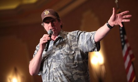 "Ted Nugent tests positive for ""a hoax"" but maintains his racism"