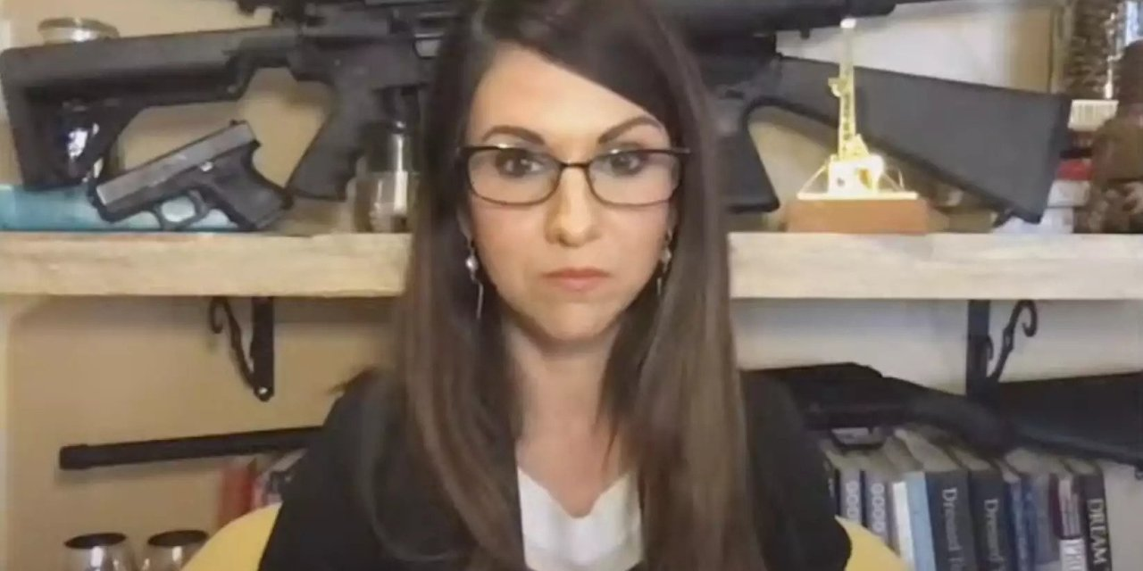 Gun-obsessed congresswoman owns herself with Twitter rant about 'destroying our freedoms'