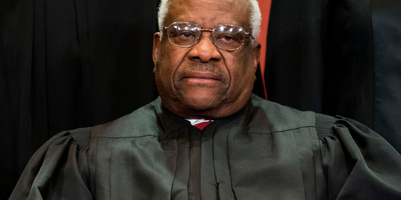Clarence Thomas complains about Americans not blindly supporting SCOTUS' bad abortion ruling