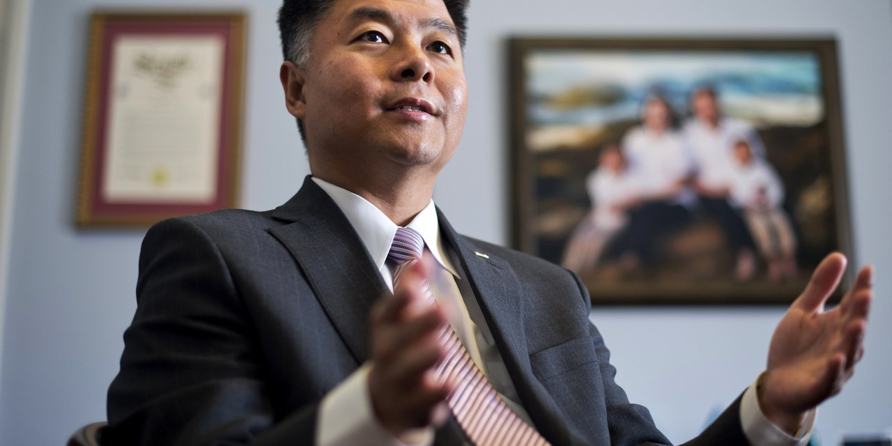 Ted Lieu masterfully destroys Mitch McConnell's bogus excuse for opposing a Jan. 6 commission