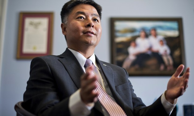 Ted Lieu rips DOJ for dancing around holding Trump and his accomplices accountable