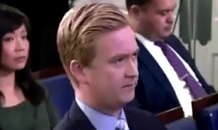 Fox News' Peter Doocy gets owned by Deputy White House Press Secretary