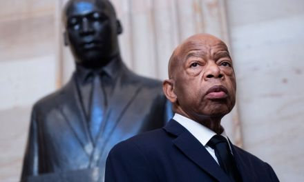 The John Lewis Voting Rights Act now has bipartisan support – GOP senator will back passage