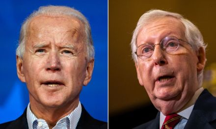 McConnell promises to block Biden's nominees to the Supreme Court if GOP wins 2022 midterms
