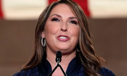 GOP chair Ronna McDaniel gets destroyed for her hypocritical 'Happy Pride Month' tweet
