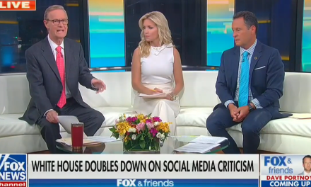 Fox News viewers viciously attack Steve Doocy after he urges them to get vaccinated