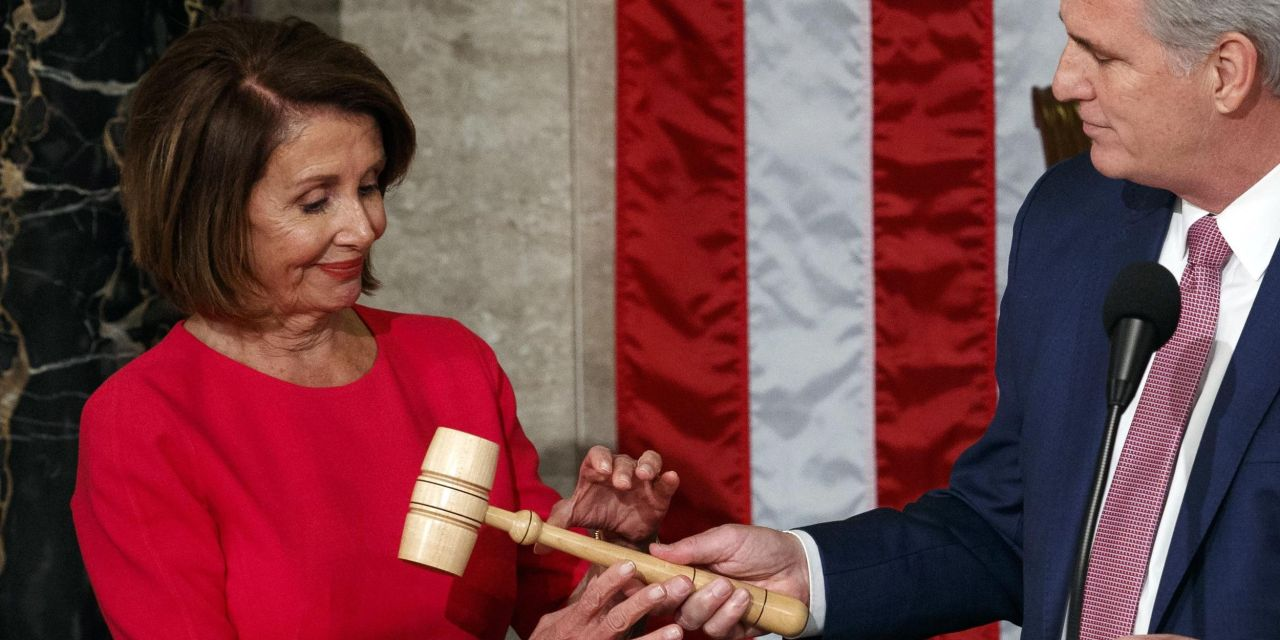 McCarthy says he may 'hit' Pelosi with gavel if he becomes Speaker of the House