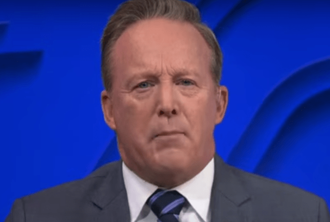Sean Spicer cries foul after Biden boots him from military academy board