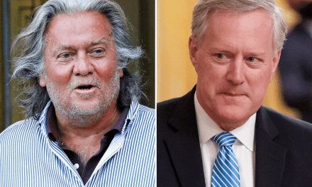 Trump will tell Bannon and Meadows to defy subpoenas from Jan. 6 committee: Report