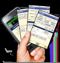 PocketD-Android-screens