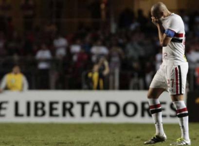 São Paulo x Atletico Nacional