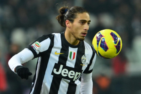 Martin Cáceres - Juventus