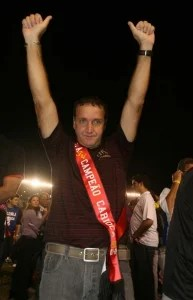 Cuca - Flamengo - Campeão Carioca