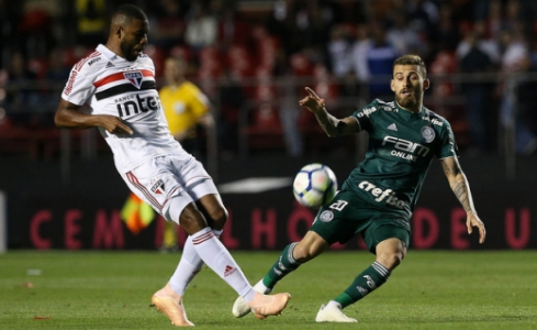 São Paulo 0 x 2 Palmeiras