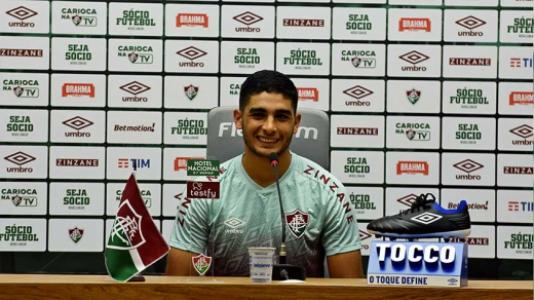 M. Araújo - Treino FFC