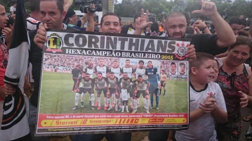Poster do filme São Paulo em festa