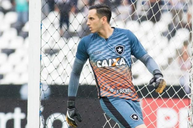 Gatito - Botafogo x Atlético-PR