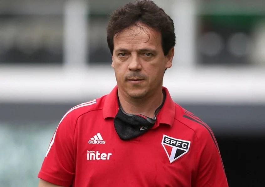São Paulo tenta dar paz a Diniz contra rival que provocou última troca de  técnico | LANCE!