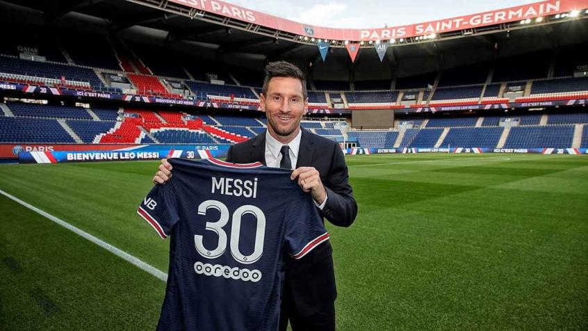 Chegada de Messi ao PSG abre leque de escalações possíveis a Pochettino;  veja como ele pode montar o time   LANCE!
