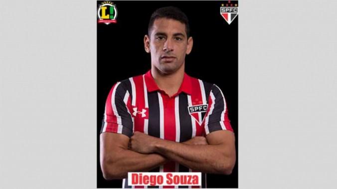 Atuações - São Paulo - Diego Souza