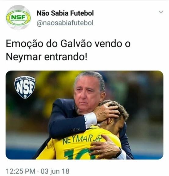 Vitória em amistoso contra a Croácia animou os brasileiros
