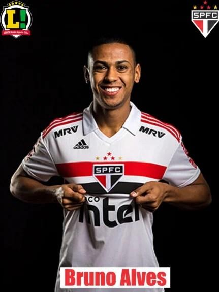 Atuações São Paulo - Bruno Alves