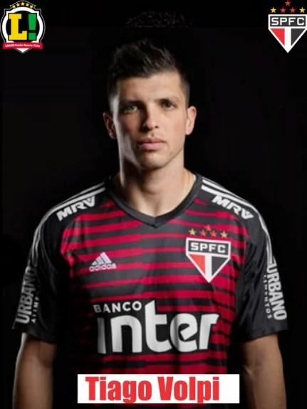 Atuações São Paulo - Tiago Volpi
