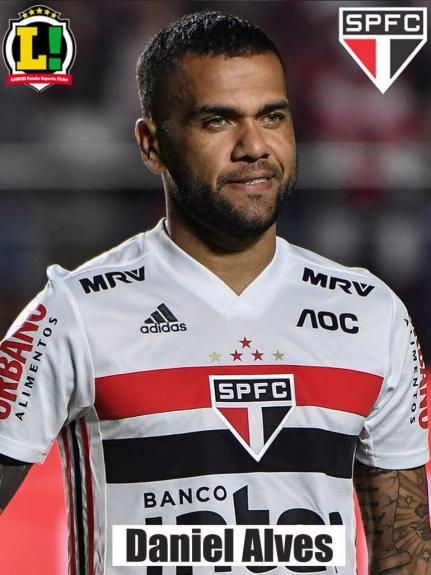 Atuações - São Paulo - Daniel Alves