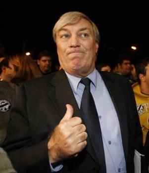 Flavio Adauto, ex-vice de comunicação do Corinthians