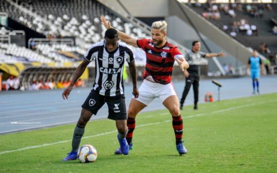 Botafogo x Flamengo