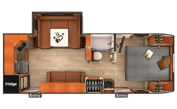Montana Fifth Wheel Floor Plans 2017