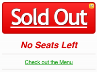 Sold Out, CSS graphic