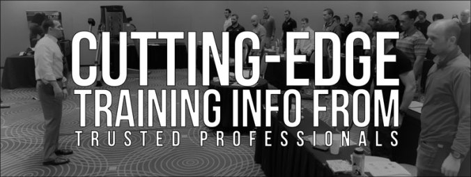 Cutting-edge training info from trusted professionals