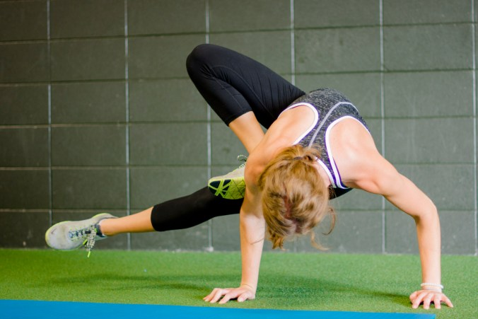 Yoga moves introduce offset loading as well.