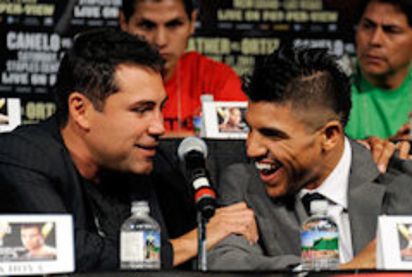 An Open Letter To Victor Ortiz: Get To The Back Of The Line!