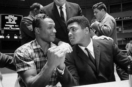 Muhammad Ali - Cleveland Big Cat Williams