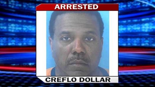 Creflo Dollar Arrested