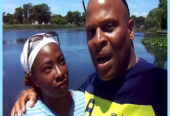 LanceScurv TV – Evie & LanceScurv Sharing A Quick Laugh!