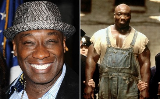 Michael Clark Duncan in The Green Mile