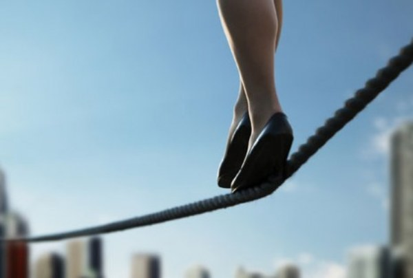Walking The Tightrope Between Two Worlds In Corporate America: Please Leave Your Blackness At The Door!