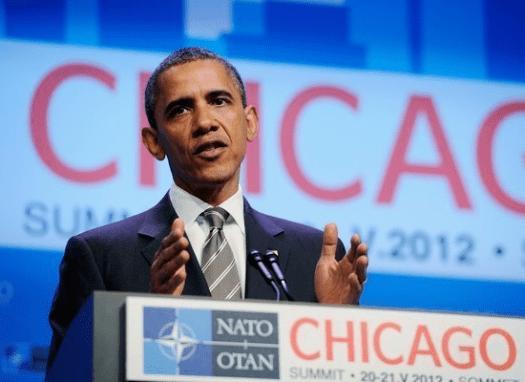 Chicago Obama