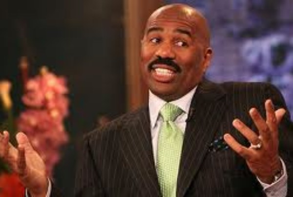 According To Steve Harvey, Hollywood Is More Racist Than America!