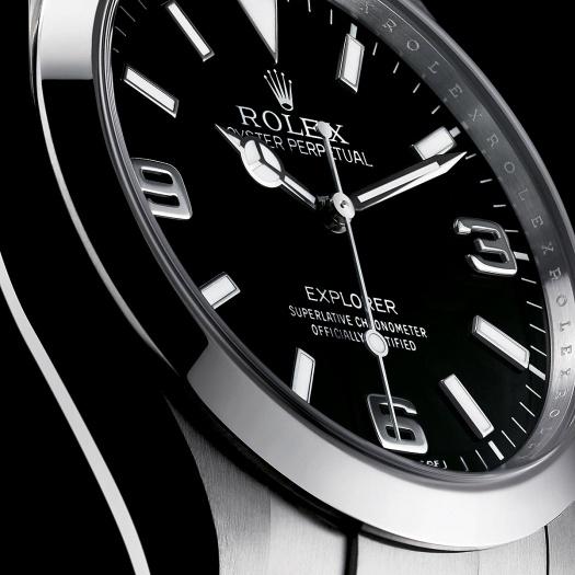 Rolex Explorer Superlative Chronometer