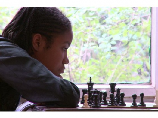 Young Chess Player