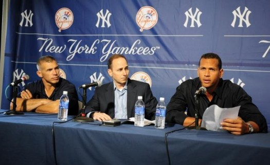 Arod Steroid Scandal
