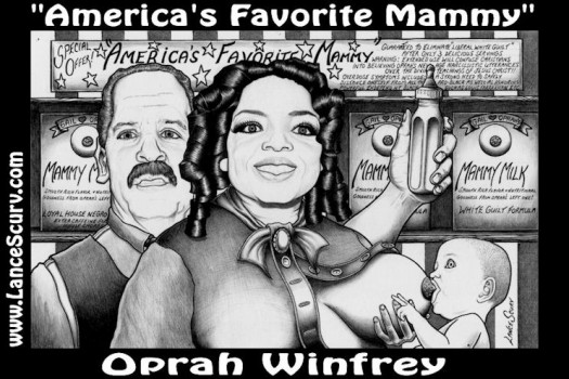 Oprah Winfrey - Americas Favorite Mammy